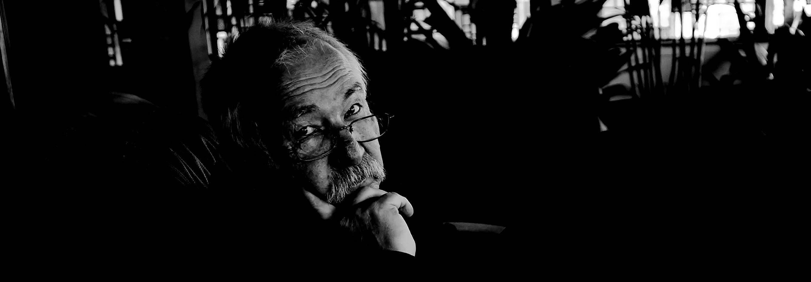 Henryk Szydlowski B&W photo