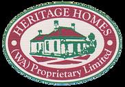 Heritage Homes WA logo