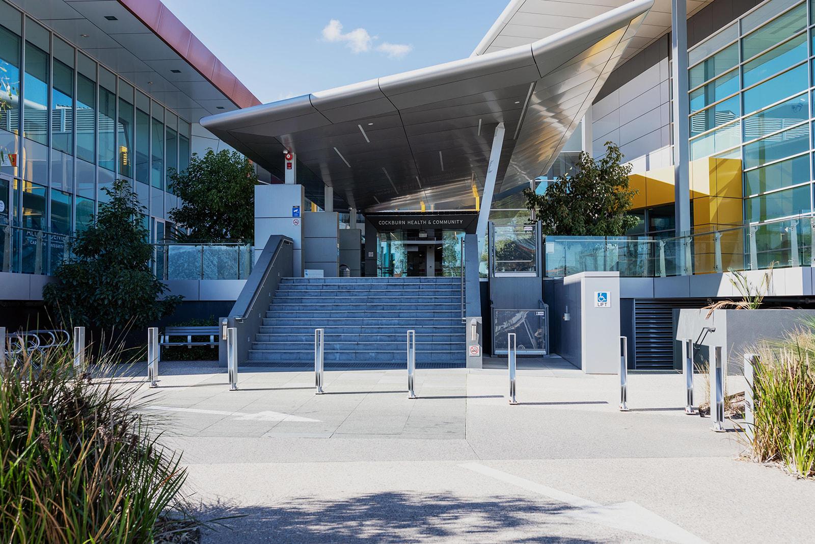 Perth Psychiatry entry