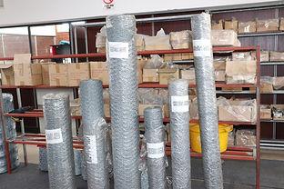 Galvanised Hex Netting