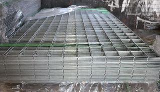 Weldmesh sheets - 1.2m x 2.4m - 100x100x