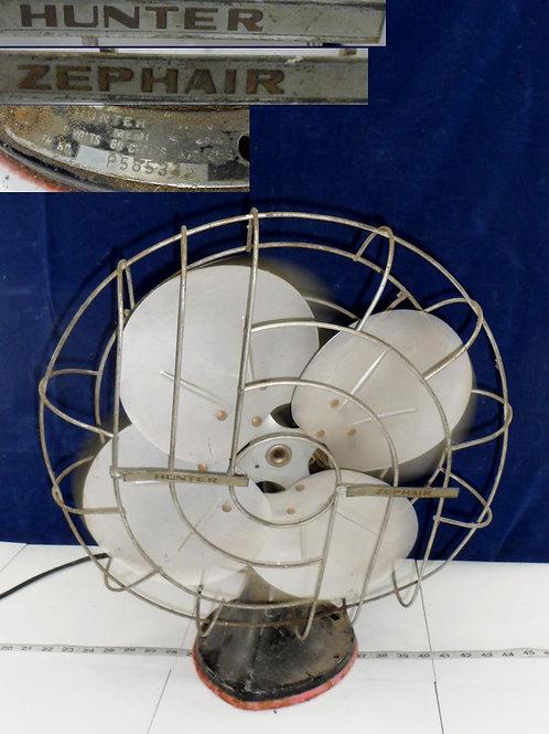 Hunter Zephair Oscillating Fan Works