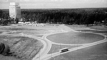 Tapiola behind Vihreä leski