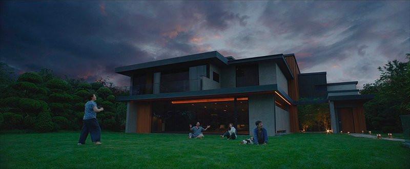Parks' house