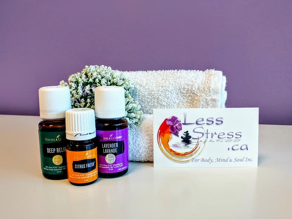 less stress greetings