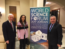 ICLS attends the 2017 World Science Forum in Jordan