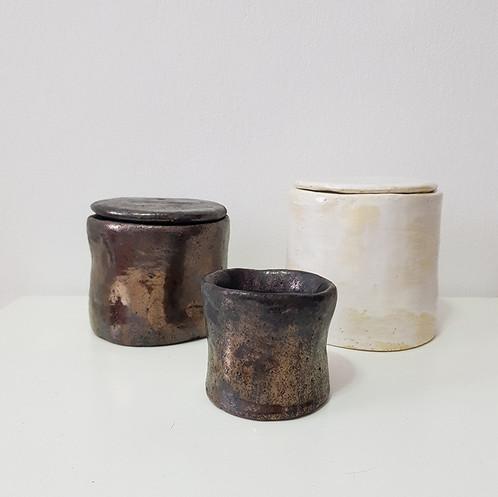 פיסול קרמי / כלים