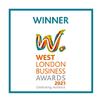 West London Business Awards Winner 2021