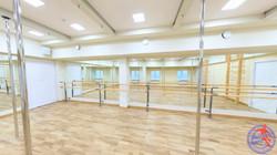 Зал для танцев в Высшей лиге