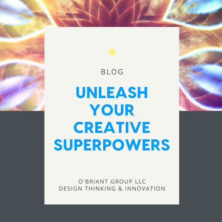 Unleash Your Creative Superpowers