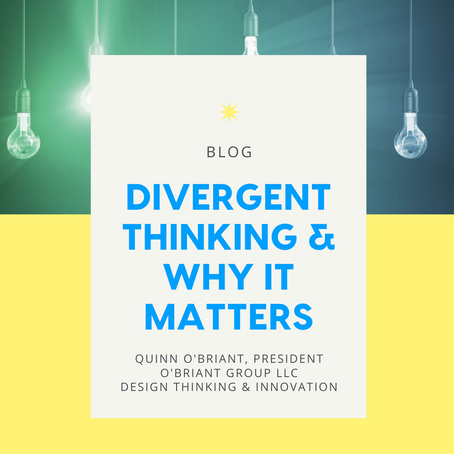Divergent Thinking and Why It Matters