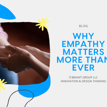 Why Empathy Matters More Than Ever: A Human-Centered Design Perspective on COVID-19