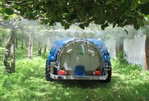Horticulture sprayer