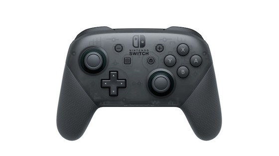 Nintendo Switch Pro Controller Works With PC Games