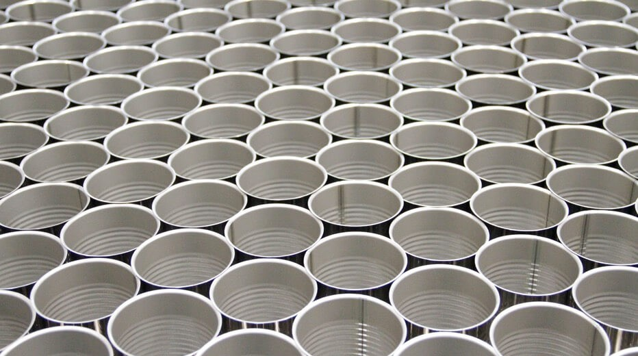 GEMECO - Tin Can Packaging Lithography