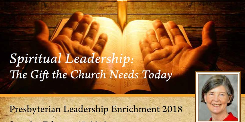 Presbyterian Leadership Enrichment 2018