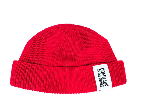COTF Red Mini Beanie Hat