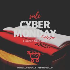 COTF - Cyber Monday Social Media Post