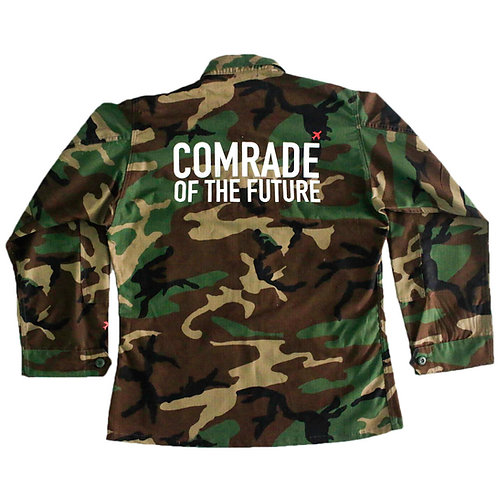 Comrade Of The Future M-65 Field Jacket