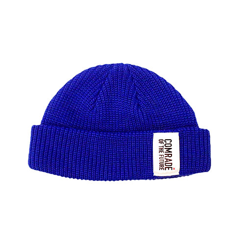 COTF Blue Mini Beanie Hat