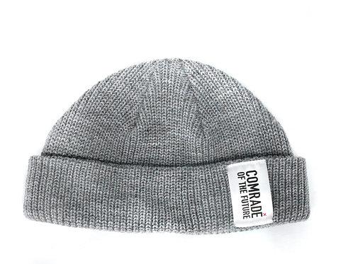 COTF Grey Mini Beanie Hat