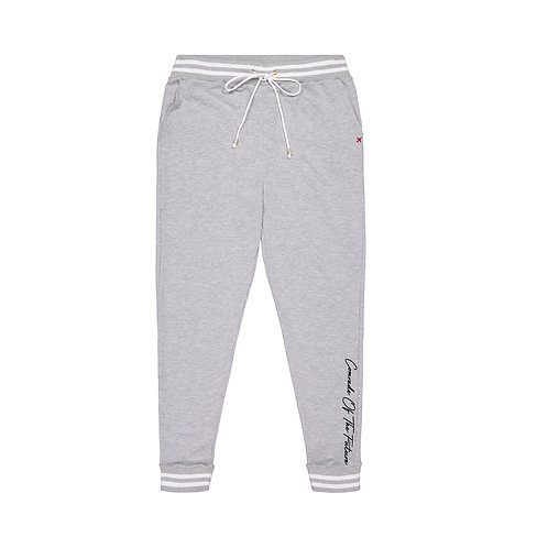 COTF Grey French Terry Sweatpants