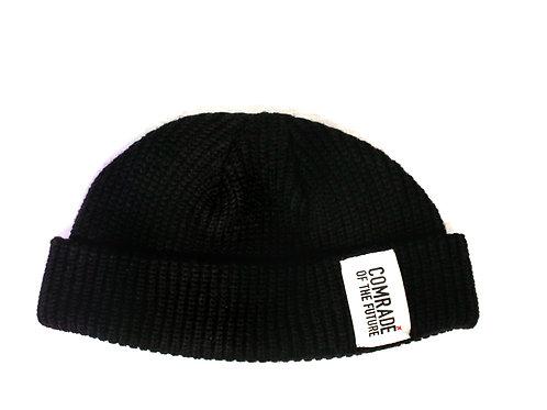 COTF Black Mini Beanie Hat