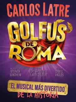 CARLOS LATRE - GOLFUS DE ROMA