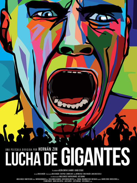 LUCHA DE GIGANTES