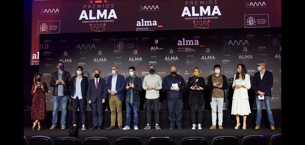 Premios ALMA 2020