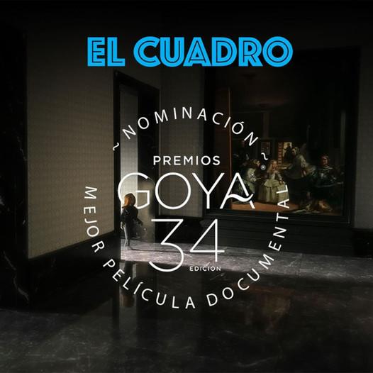 EL CUADRO NOMINACION GOYA 2020