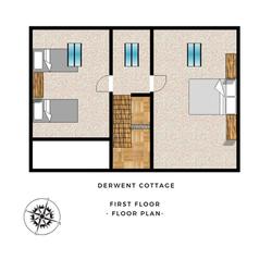 Derwent  First Floor