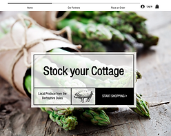 Stock Your Cottage with Local Produce