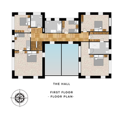 The Hall First Floor