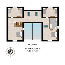 The Hall Second Floor