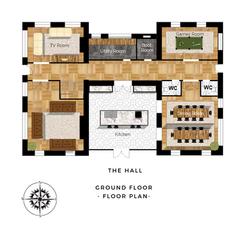 The Hall Ground Floor