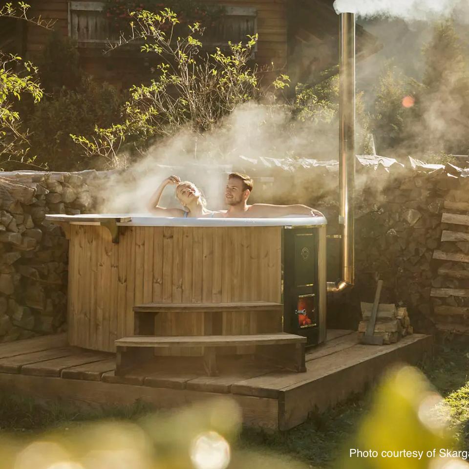Hall Hot Tub