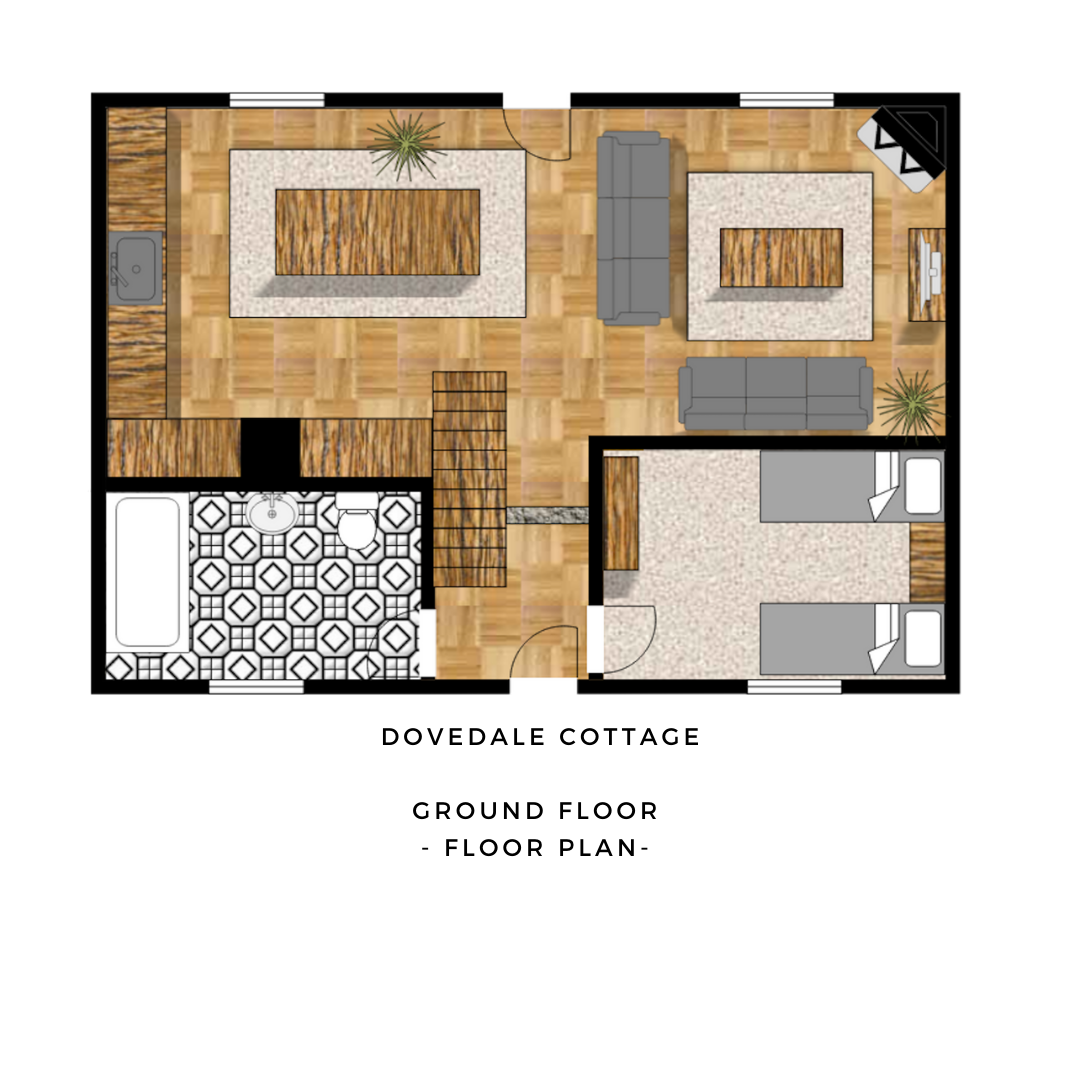 Dovedale Ground Floor