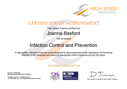 Joanne Basford-Infection Control and Pre