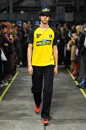 仏ファッションブランド KOCHÉ(コーシェ)が映画「名探偵ピカチュウ」とコラボ