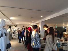 合同展示会『KIRAKIRATOKYO』期間限定SHOP at The 8th Gallery CLASKA 8F