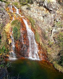 Cachoeira Aguas Claras