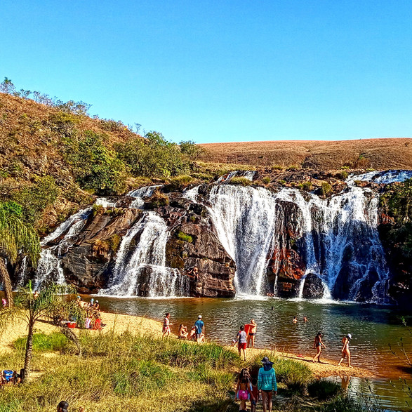 Cachoeira dos Bandeirantes
