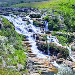 Cachoeira Casca d'Anta Alta