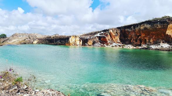 Pedreira Lagoa da Capivara