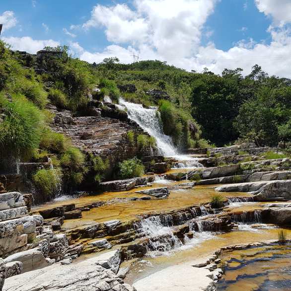 Cachoeira Paraíso Achado