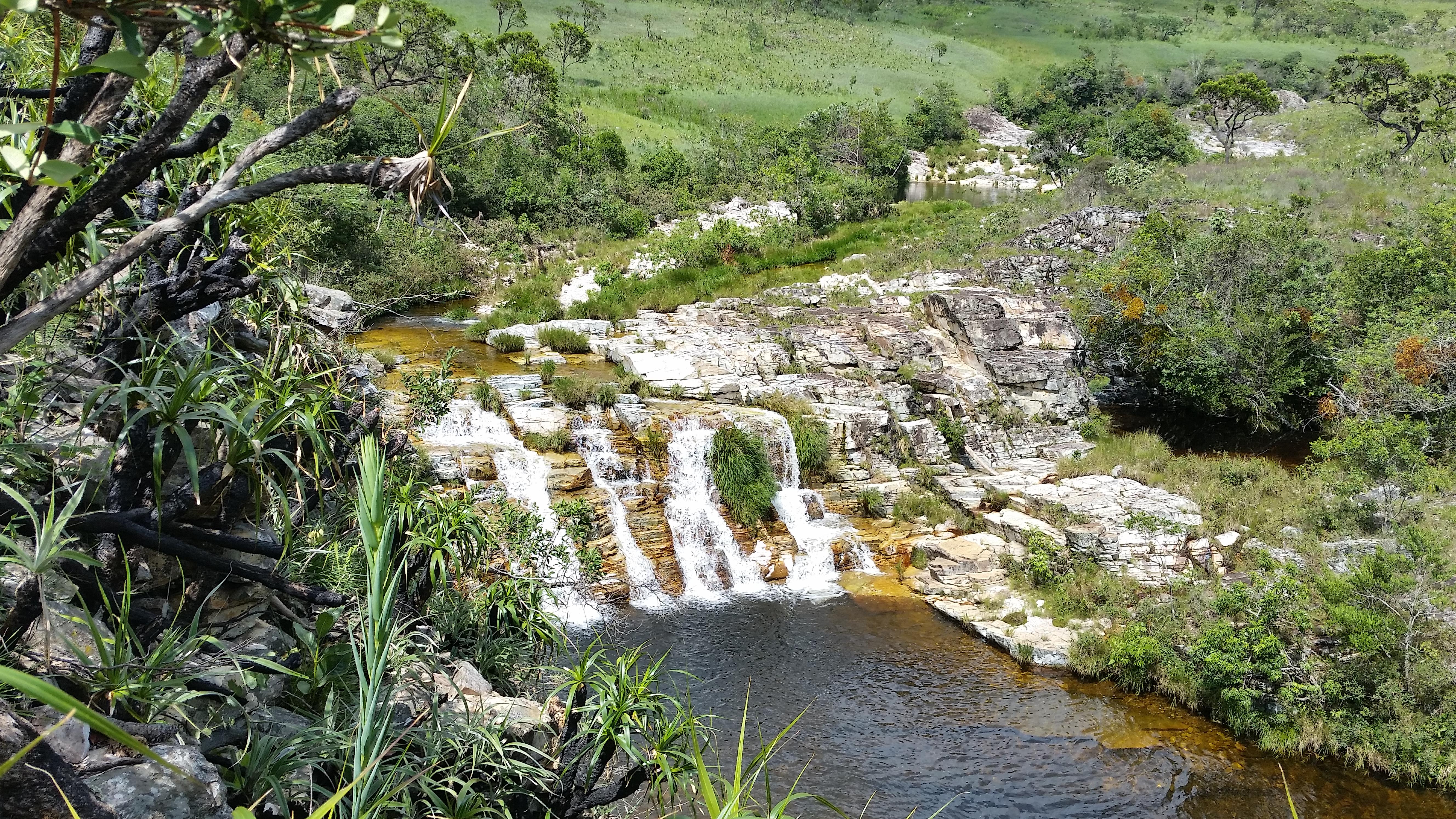 Vale das cachoeiras