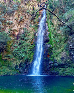 Cachoeira Salto Solitario