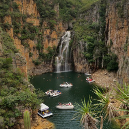 Cachoeira do Canyon