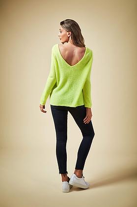 Maglione Reversibile